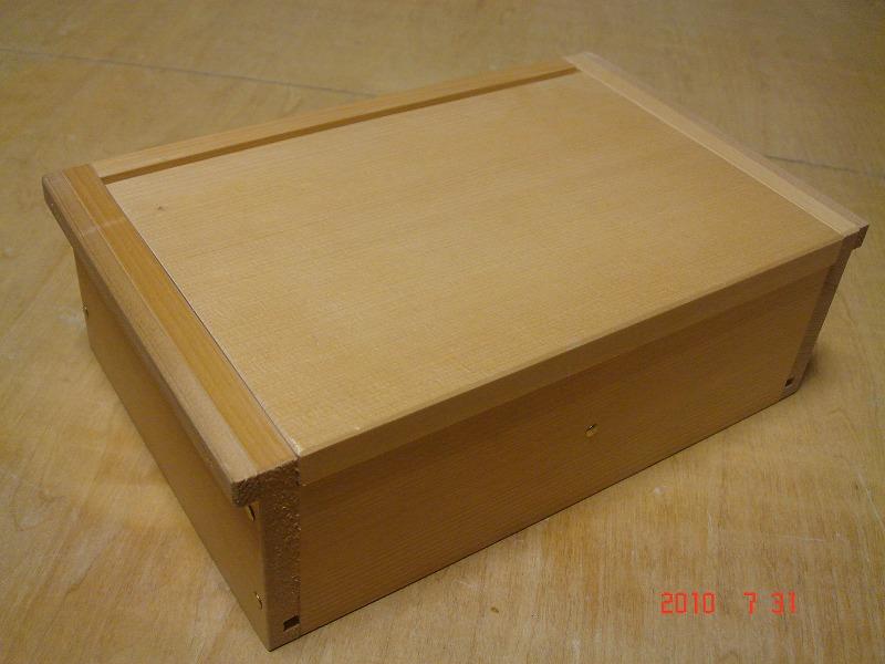 餌箱は木質に限る?: KAI BAO JINの四方山日記