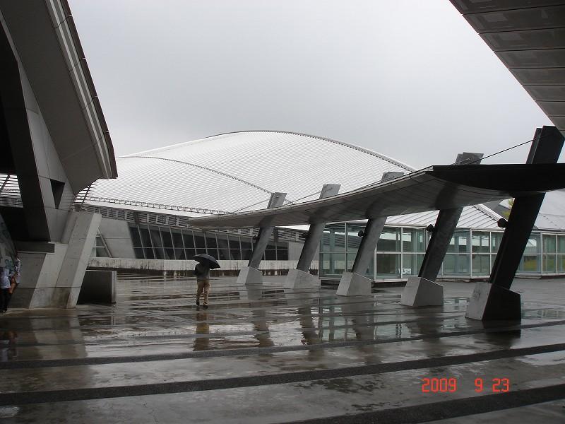 宮城県総合運動公園 セキスイハイム スーパーアリーナ
